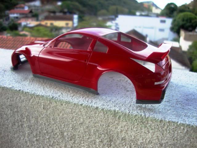 Nissan 350z - Nismo Nissannismo001_1400x1050