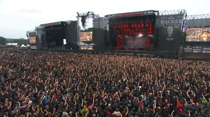 Avantasia - Live at Wacken Open Air [2011][DVDRip] 1