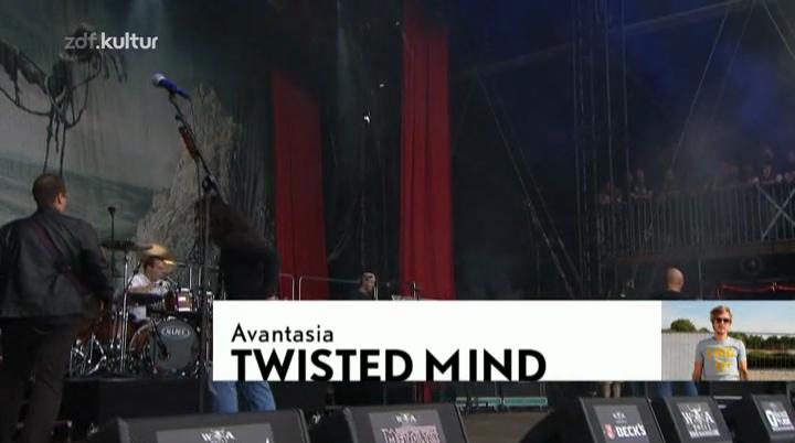 Avantasia - Live at Wacken Open Air [2011][DVDRip] 2