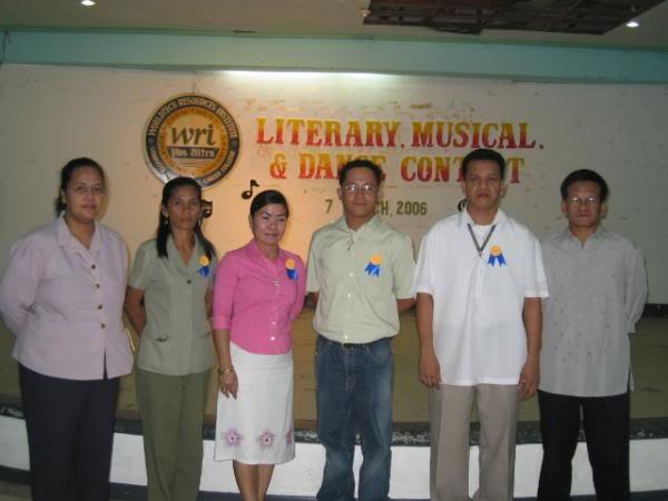 WRI Foundation Anniversary on March 2006 15