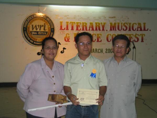 WRI Foundation Anniversary on March 2006 16
