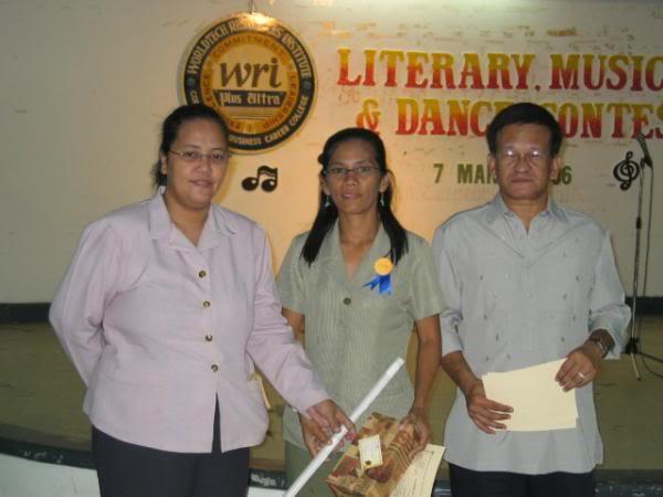 WRI Foundation Anniversary on March 2006 18