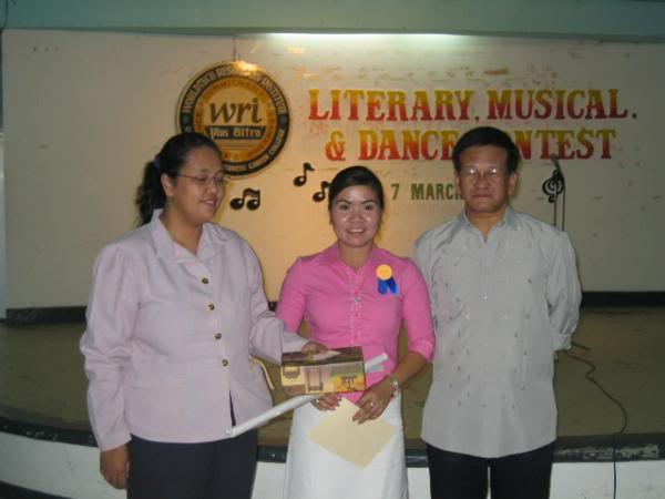 WRI Foundation Anniversary on March 2006 19