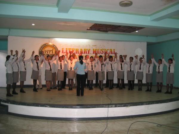 WRI Foundation Anniversary on March 2006 21
