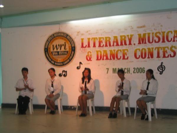 WRI Foundation Anniversary on March 2006 49