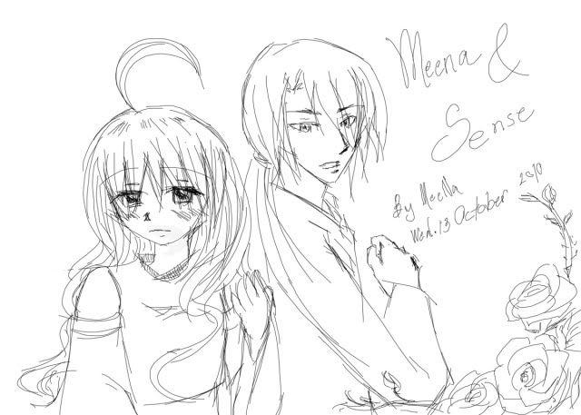 คลังแสงภาพของiii>>> may และ Naoki  O[]O MeenaSense