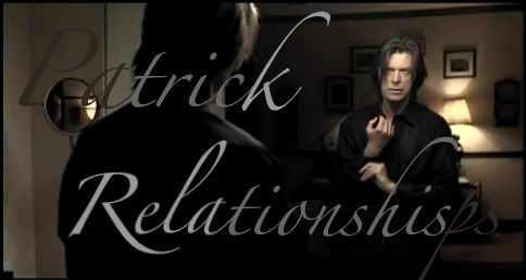 More is Superstition [Patrick Relationships] Patrelaciones