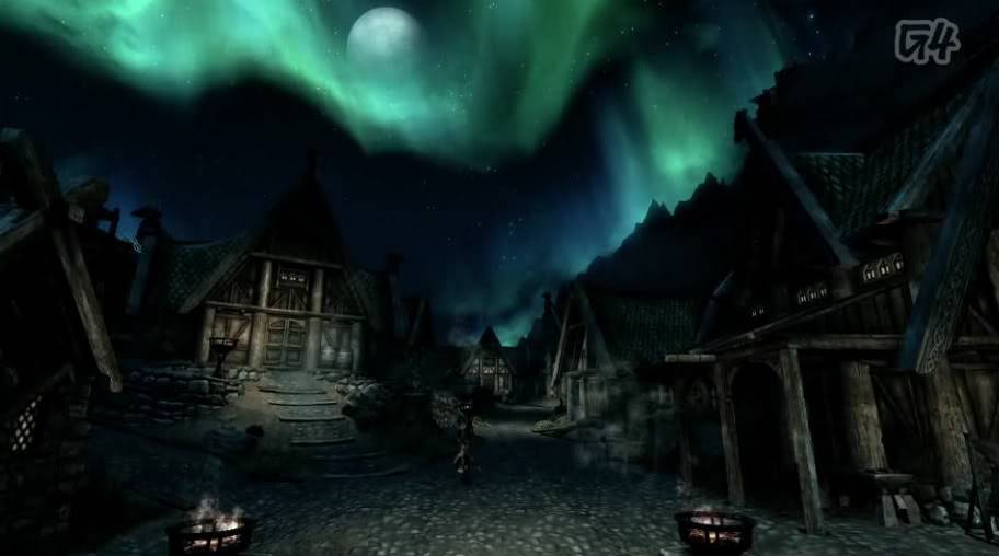 Post Skyrim Screens here - Page 4 Aurora