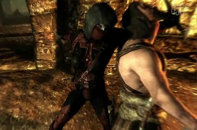 Post Skyrim Screens here - Page 4 Ninja