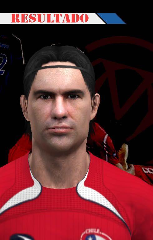 Tutorial Faces Pes 2009 Textura & Oeditacion By Messi-18 Resultado