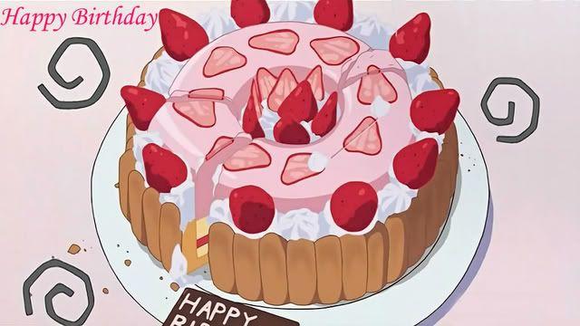 Happy Birthday Feeeerrr!!! Happyb