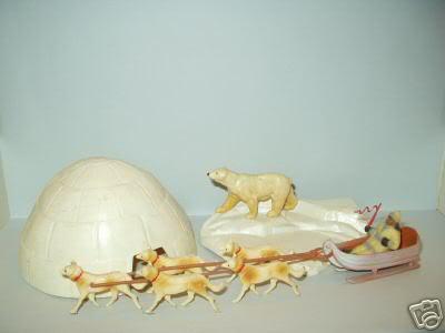 World figure : Inuit Clairet52