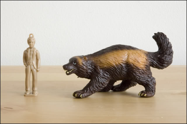 Arrakai's Bullyland figures Glouton-2