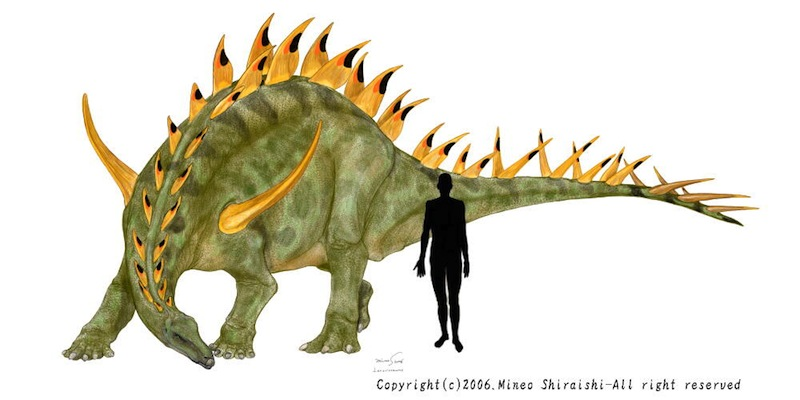 Lexovisaurus CollectA Lexovisaurus-MShiraishi