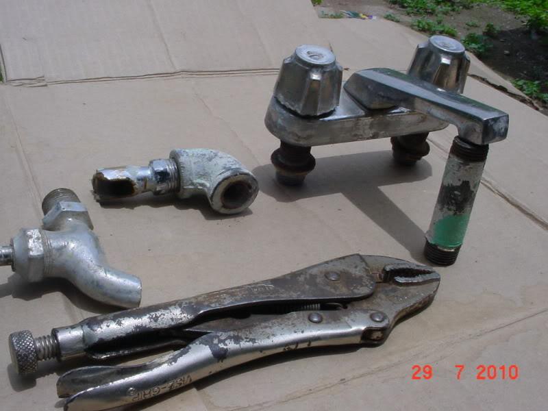 Se pueden limpiar las tuberias de cobre ? MVC-002F-2