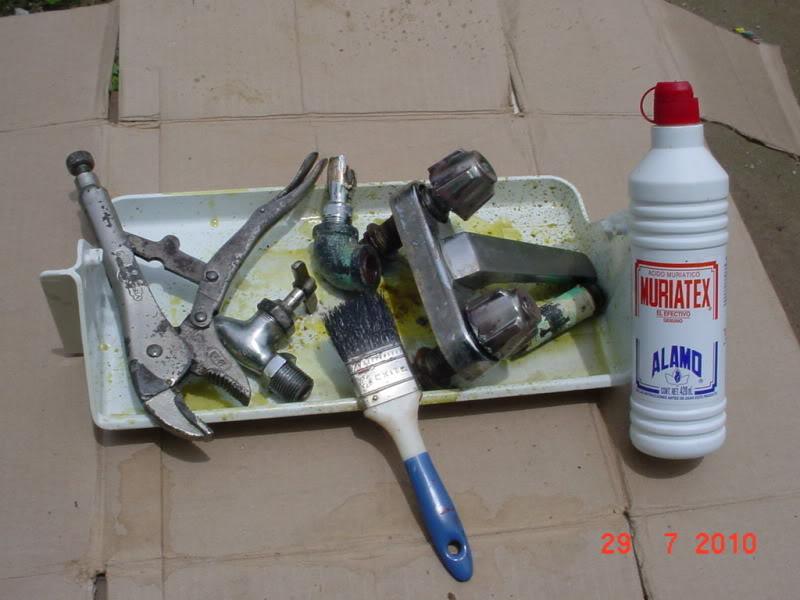 Se pueden limpiar las tuberias de cobre ? MVC-003F-2