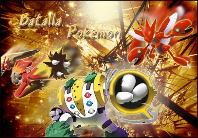 Batalla Pokémon