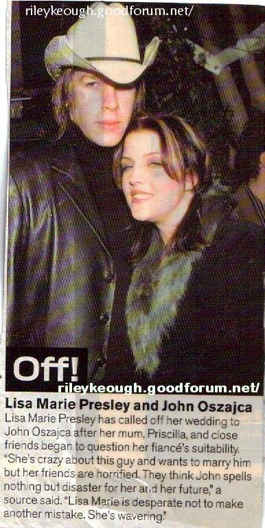 """The Globe"" 2001: Después de dejar a su prometido rockero, Lisa Marie, le ruega a Michael: volvamos! Lisamarieyjohnoszajca"