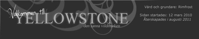 Yellowstone - START Start-1