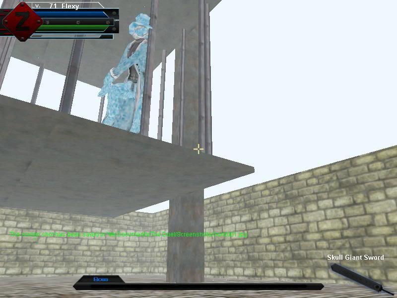 Boss: Skill Quest glitch, again -.-' Gunz002-3