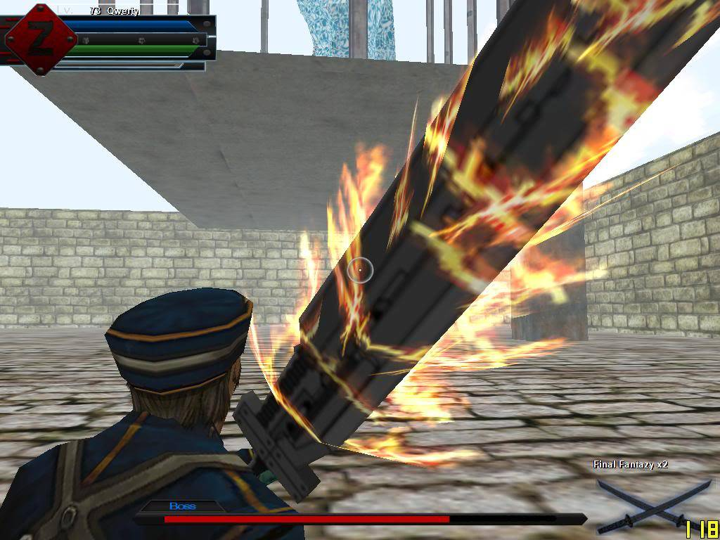 Boss: Skill Quest glitch, again -.-' Gunz003-2