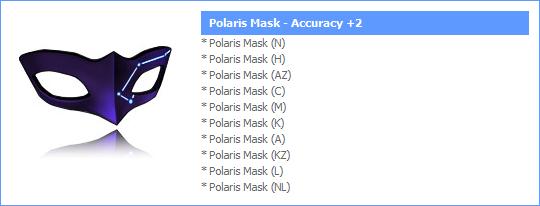 Novos Itens Papel Shop! (#15) PolarisMask