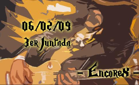 Foro gratis : EncoreX - Guitar Hero Club - Portal 3erjuntada-1