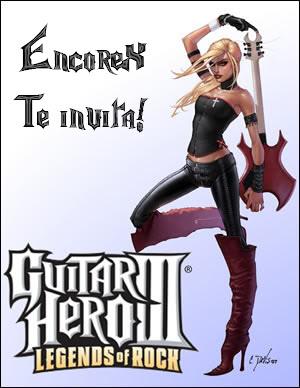 Foro gratis : EncoreX - Guitar Hero Club - Portal GuitarHeroIII001