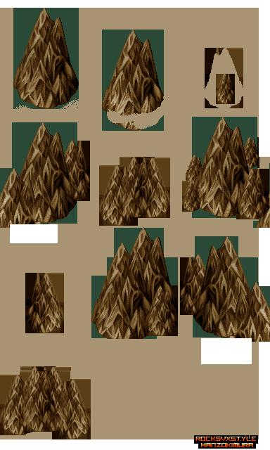 [VX/ACE] Pack Gráficos Hanzo Kimura Object_Rocks02