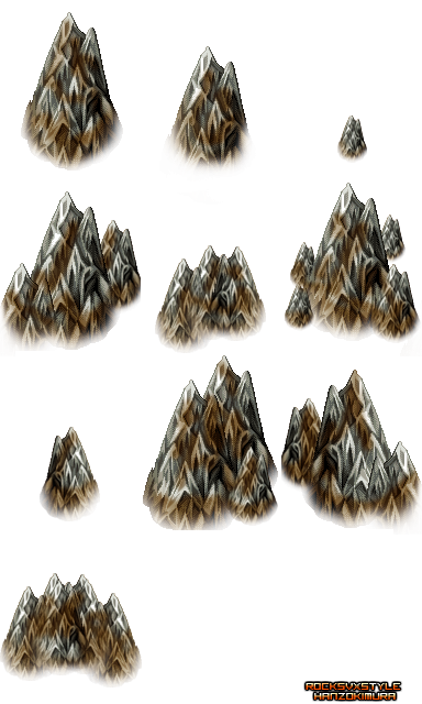 [VX/ACE] Pack Gráficos Hanzo Kimura Object_Rocks07