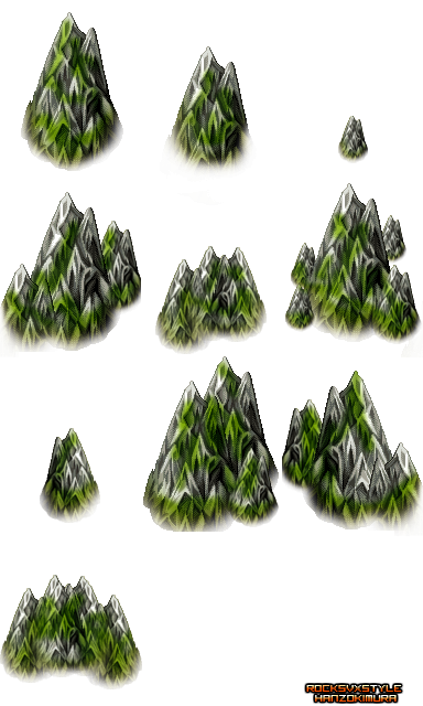 [VX/ACE] Pack Gráficos Hanzo Kimura Object_Rocks08