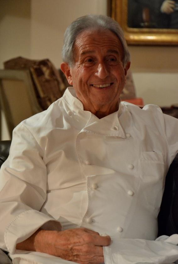 Le chef.com, une newsletter hebdomadaire sur le monde de la restauration (SIRHA) Michel_guerard_15