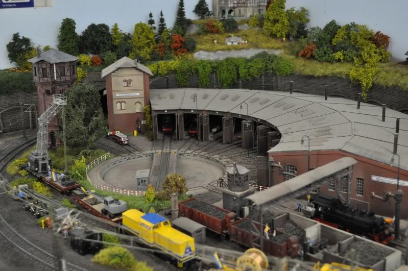 Das Ruhrgebiet im Modell Wasserturm2