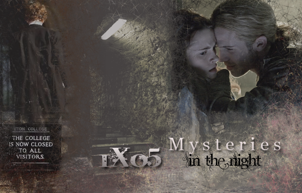 1x05: Mysteries in the Night Mysteriesnigth