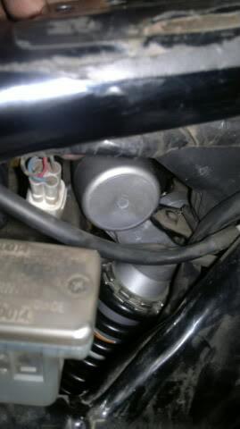 Amortecedor traseiro b12n 2012_001-1