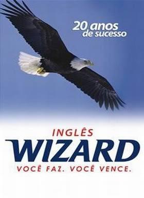 Curso de inglês Wizard - áudio + PDF Curso-de-ingles-wizard