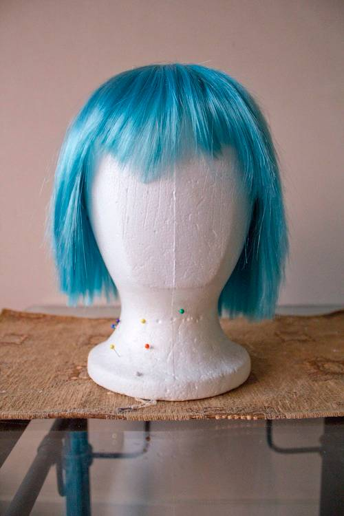 [Seller] Wig Clearout  Blue1