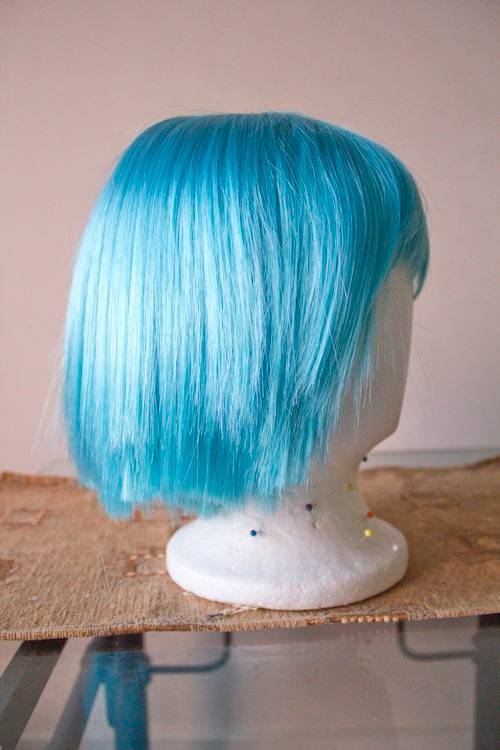 [Seller] Wig Clearout  Blue2