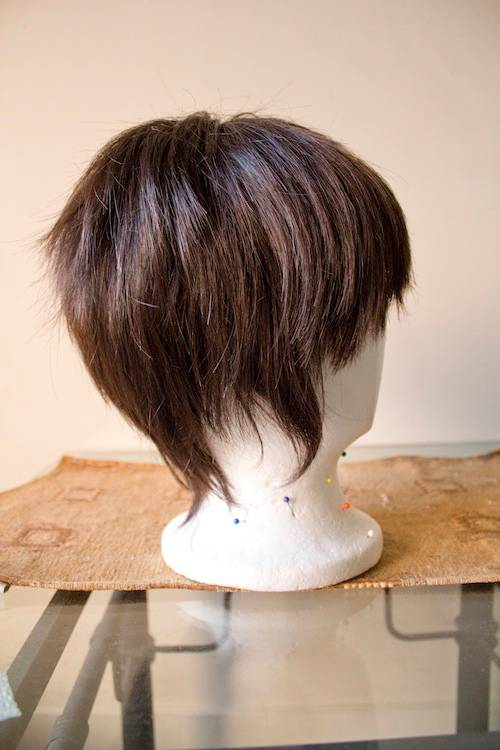 [Seller] Wig Clearout  BrownShort2