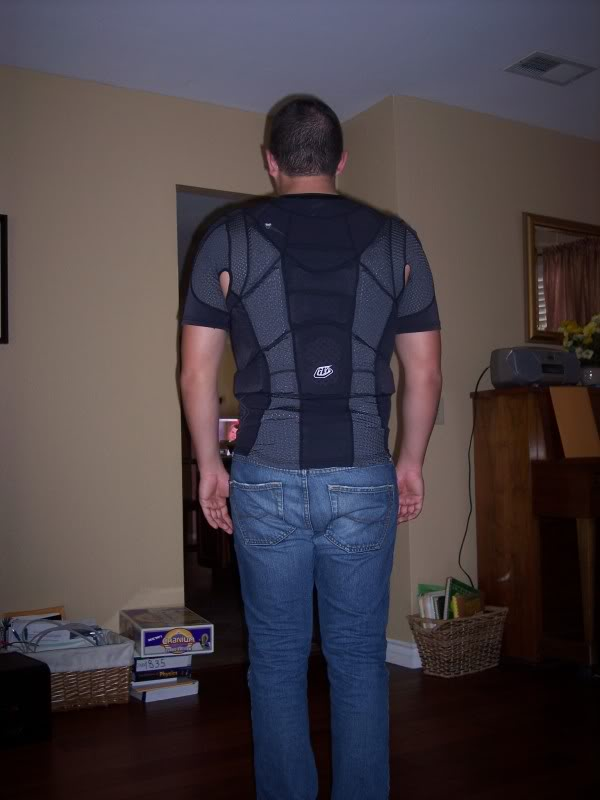 Troy Lee BP 7850-HW SS Shirt 100_1162