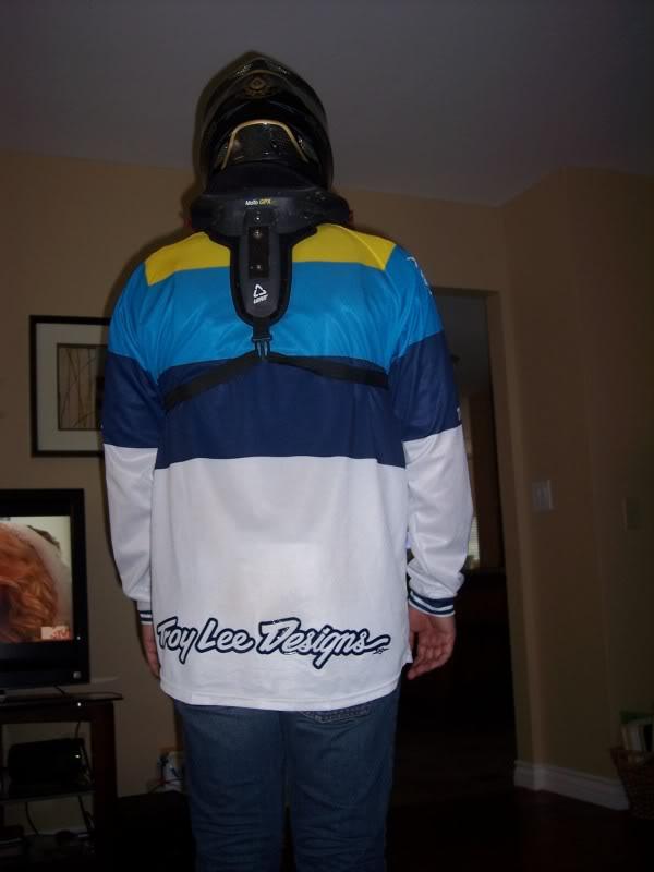 Troy Lee BP 7850-HW SS Shirt 100_1168