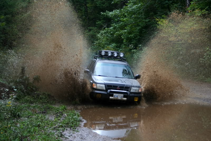 Off Road Subarus! Forester_614