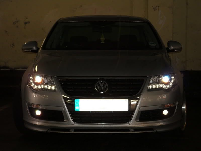 Passat B6.... TheNewHeadlights004-1