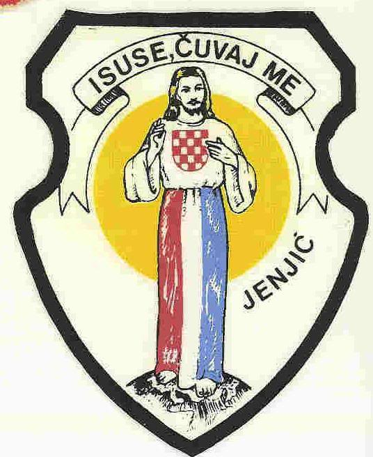 insignes Croate H.V et H.V.O 1991/1995 1061