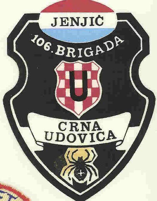 insignes Croate H.V et H.V.O 1991/1995 1062