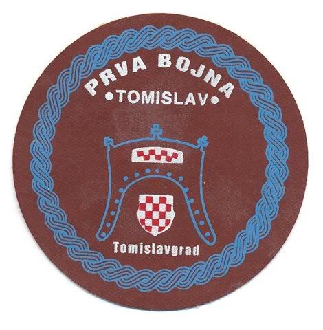 insignes Croate H.V et H.V.O 1991/1995 148