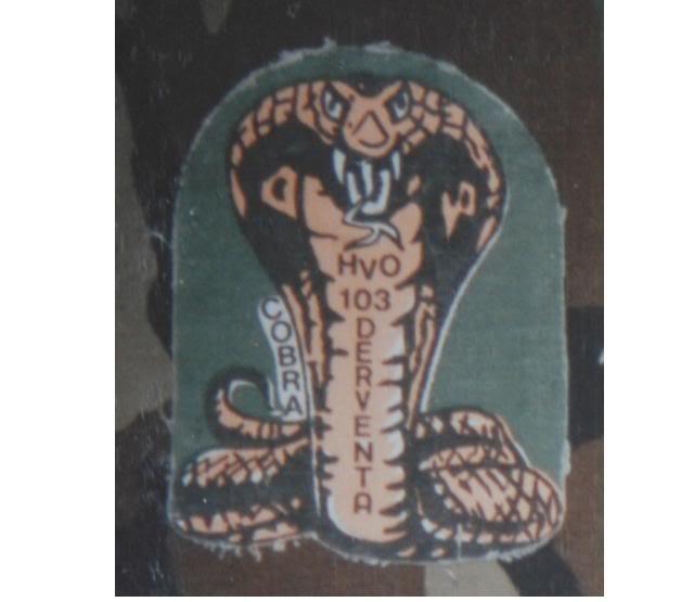 insignes Croate H.V et H.V.O 1991/1995 226