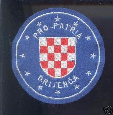 insignes Croate H.V et H.V.O 1991/1995 43b0_1_b1