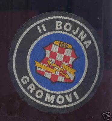 insignes Croate H.V et H.V.O 1991/1995 52f0_1_b1