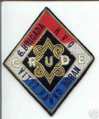insignes Croate H.V et H.V.O 1991/1995 5e00_1_b1